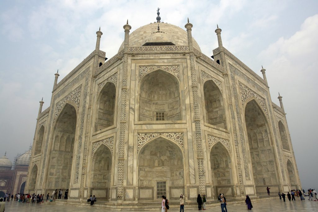 6 Nights 7 Days Golden Triangle Tour Package