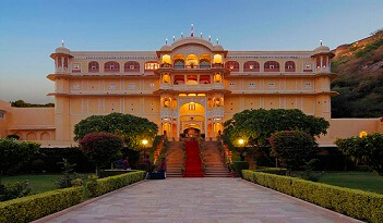 Jaipur Samode Day Tour