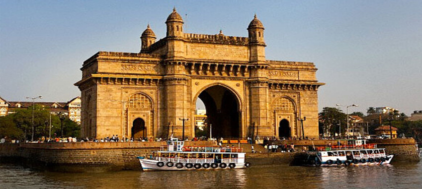 6 nights 7 days Golden triangle tour with Mumbai