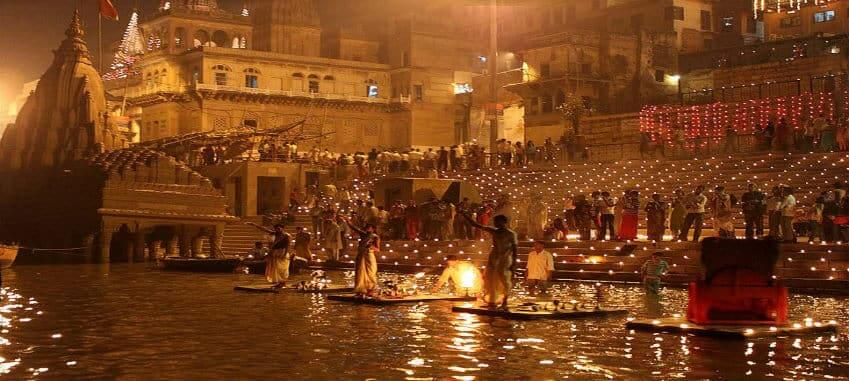 Golden triangle tour with Varanasi 7 nights 8 days